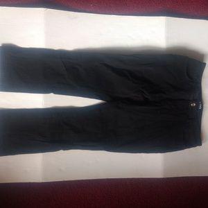 Women's Chaps Petite Black Jeans 6